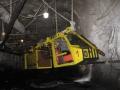 eksploatacja lokomotywy górniczej LZH